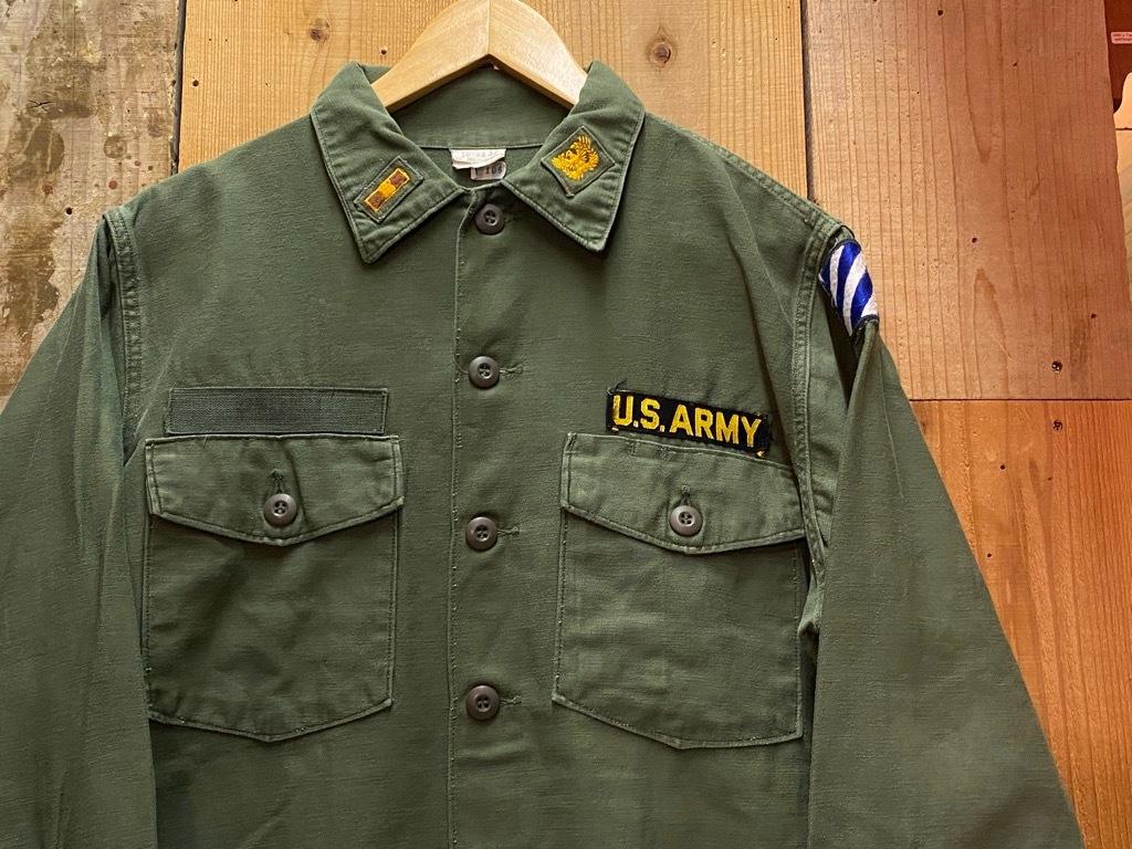 4月3日(土)マグネッツ大阪店スーペリア入荷日‼#1 Military編!!USN Servie Shoes,Chambray,OD Shirt&M-65 Field Pants!!_c0078587_15075450.jpg