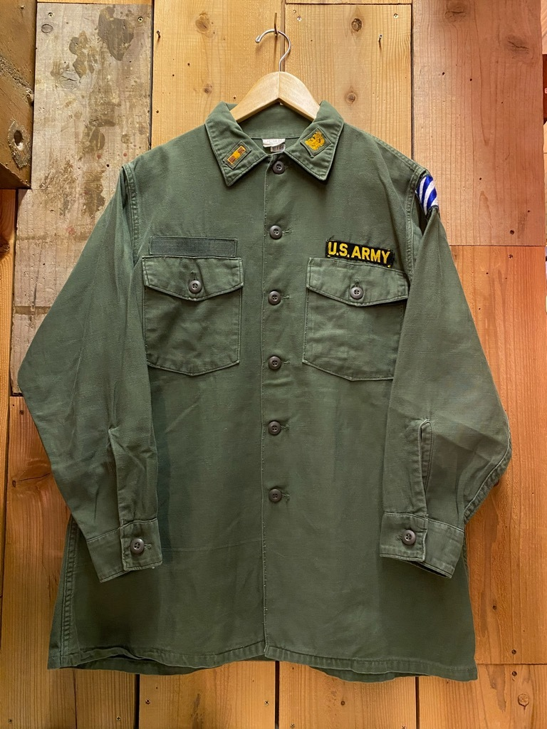 4月3日(土)マグネッツ大阪店スーペリア入荷日‼#1 Military編!!USN Servie Shoes,Chambray,OD Shirt&M-65 Field Pants!!_c0078587_15075855.jpg