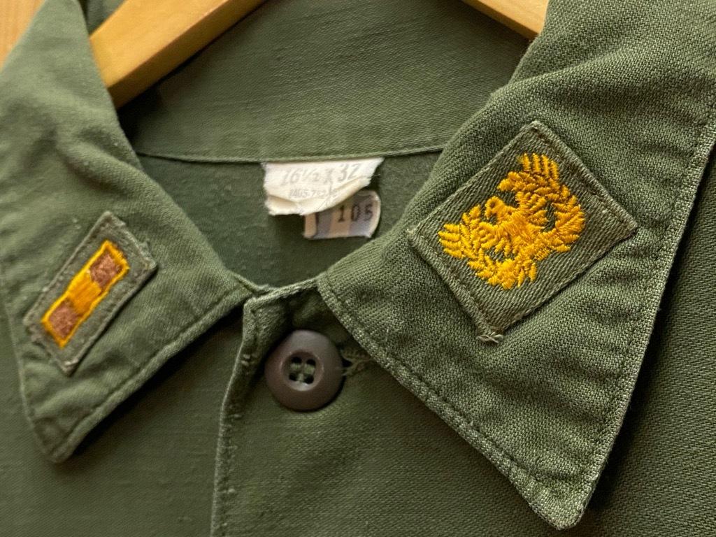 4月3日(土)マグネッツ大阪店スーペリア入荷日‼#1 Military編!!USN Servie Shoes,Chambray,OD Shirt&M-65 Field Pants!!_c0078587_15080200.jpg