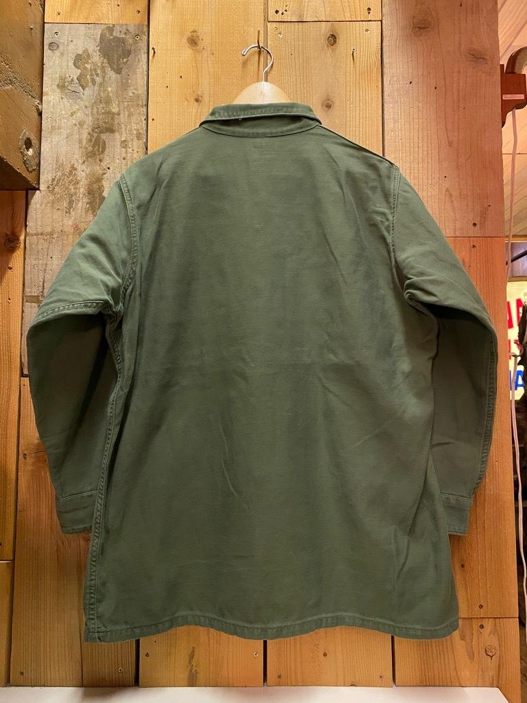 4月3日(土)マグネッツ大阪店スーペリア入荷日‼#1 Military編!!USN Servie Shoes,Chambray,OD Shirt&M-65 Field Pants!!_c0078587_15080944.jpg