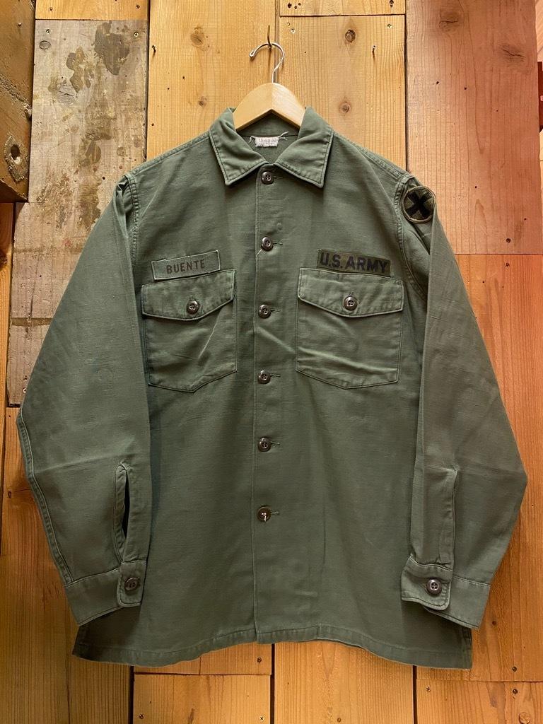 4月3日(土)マグネッツ大阪店スーペリア入荷日‼#1 Military編!!USN Servie Shoes,Chambray,OD Shirt&M-65 Field Pants!!_c0078587_15081134.jpg