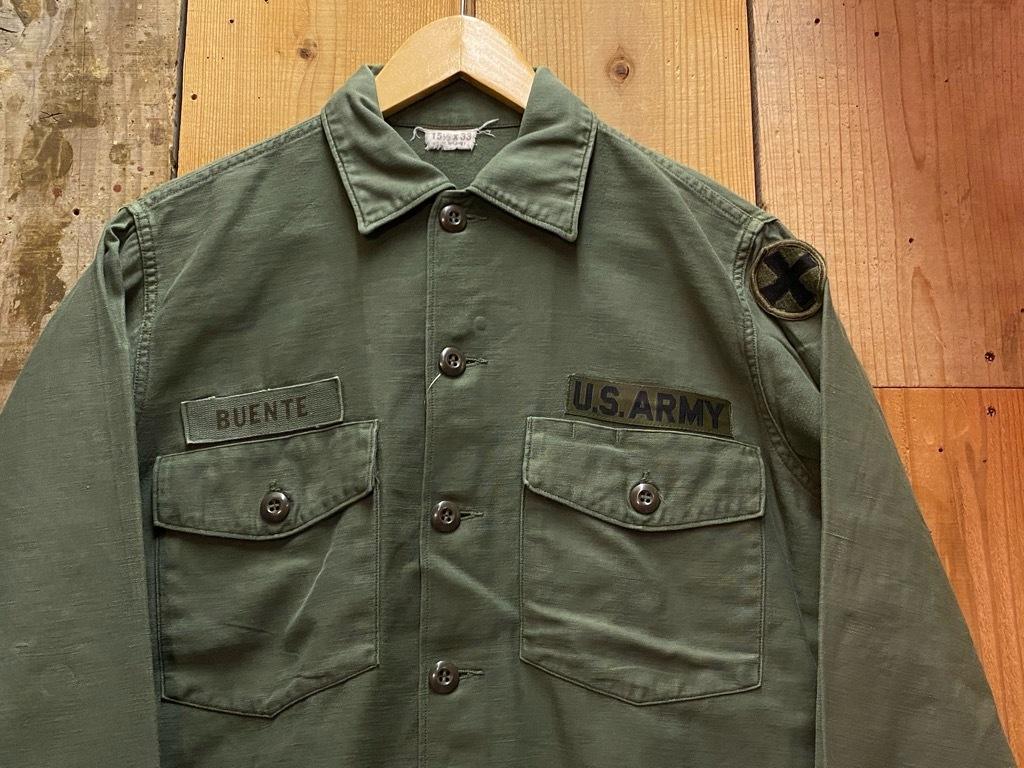 4月3日(土)マグネッツ大阪店スーペリア入荷日‼#1 Military編!!USN Servie Shoes,Chambray,OD Shirt&M-65 Field Pants!!_c0078587_15081251.jpg