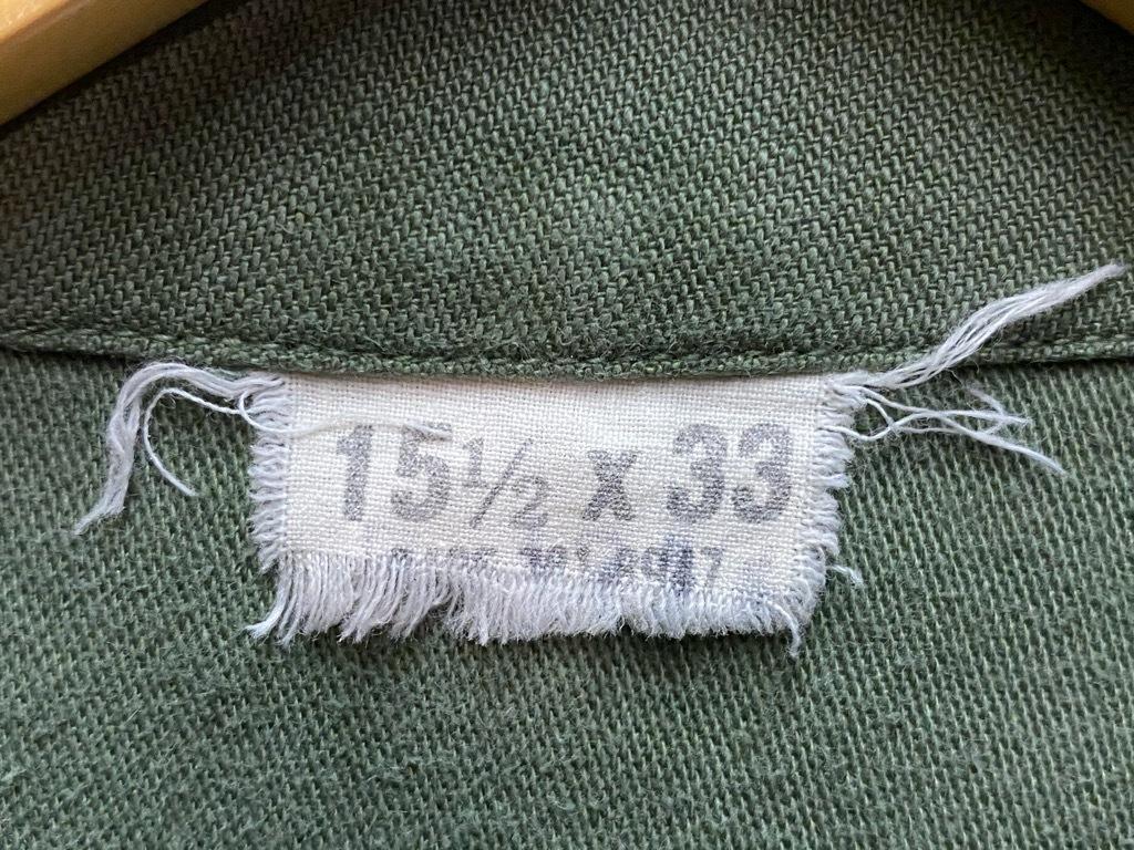 4月3日(土)マグネッツ大阪店スーペリア入荷日‼#1 Military編!!USN Servie Shoes,Chambray,OD Shirt&M-65 Field Pants!!_c0078587_15081423.jpg