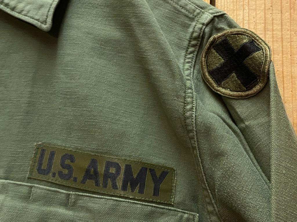 4月3日(土)マグネッツ大阪店スーペリア入荷日‼#1 Military編!!USN Servie Shoes,Chambray,OD Shirt&M-65 Field Pants!!_c0078587_15081527.jpg