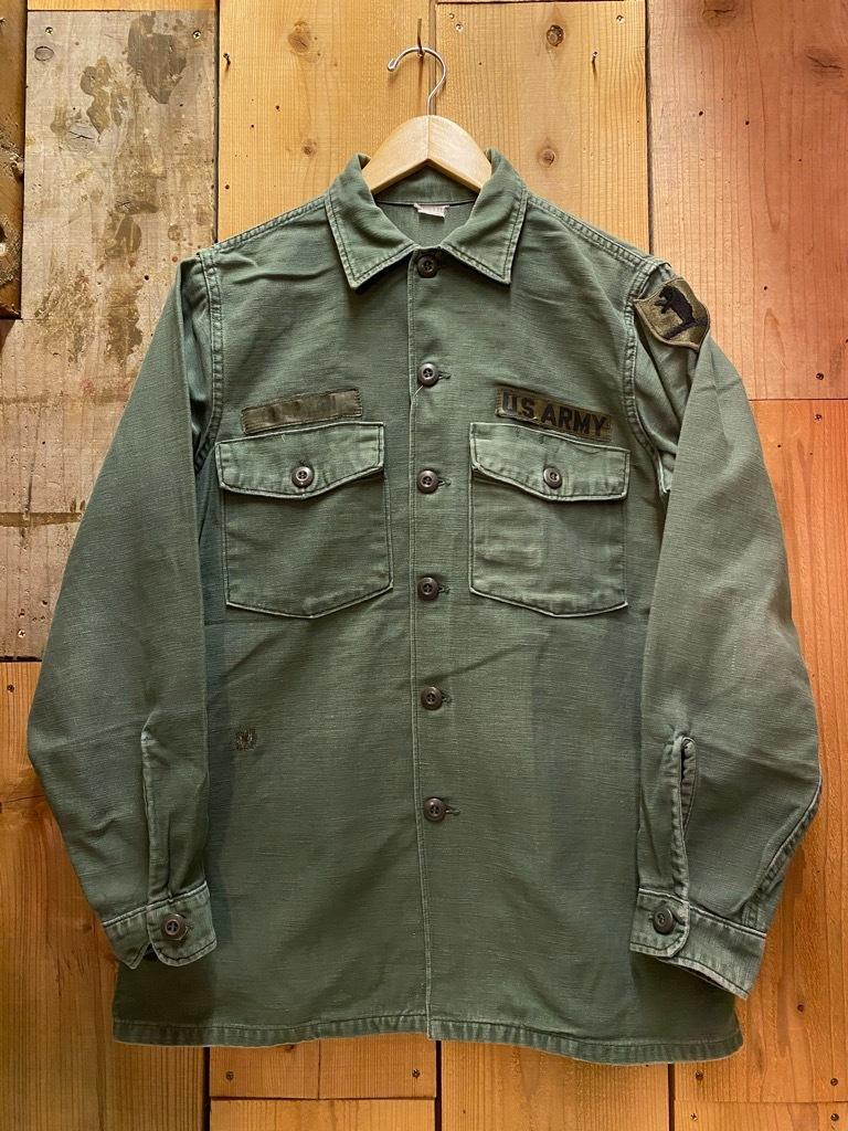 4月3日(土)マグネッツ大阪店スーペリア入荷日‼#1 Military編!!USN Servie Shoes,Chambray,OD Shirt&M-65 Field Pants!!_c0078587_15091142.jpg