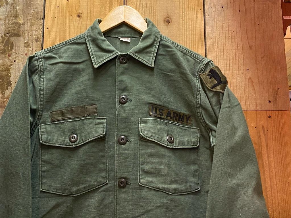 4月3日(土)マグネッツ大阪店スーペリア入荷日‼#1 Military編!!USN Servie Shoes,Chambray,OD Shirt&M-65 Field Pants!!_c0078587_15091424.jpg