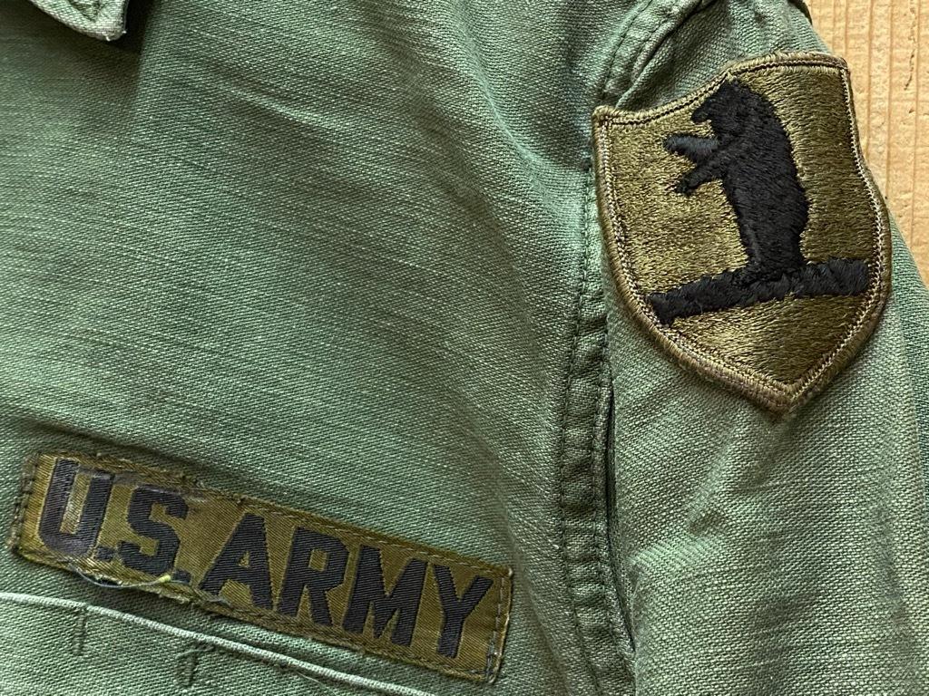 4月3日(土)マグネッツ大阪店スーペリア入荷日‼#1 Military編!!USN Servie Shoes,Chambray,OD Shirt&M-65 Field Pants!!_c0078587_15091868.jpg