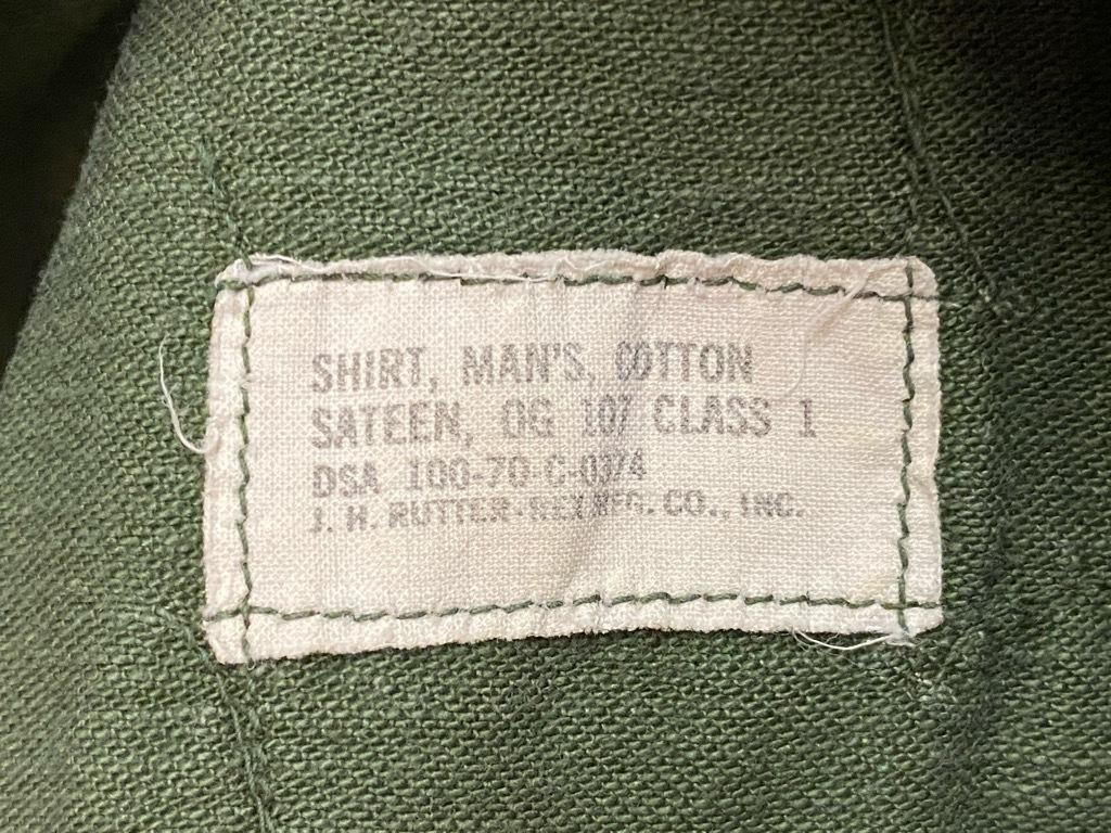 4月3日(土)マグネッツ大阪店スーペリア入荷日‼#1 Military編!!USN Servie Shoes,Chambray,OD Shirt&M-65 Field Pants!!_c0078587_15091934.jpg