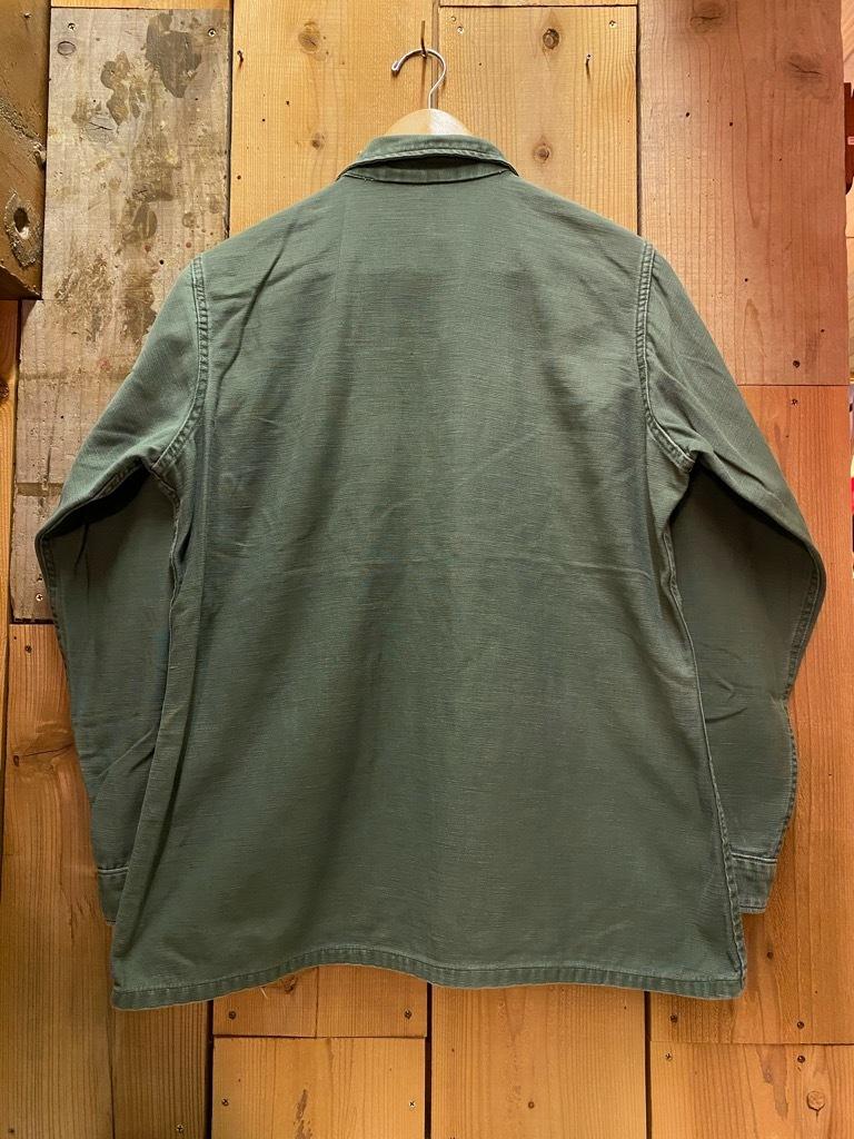 4月3日(土)マグネッツ大阪店スーペリア入荷日‼#1 Military編!!USN Servie Shoes,Chambray,OD Shirt&M-65 Field Pants!!_c0078587_15092179.jpg