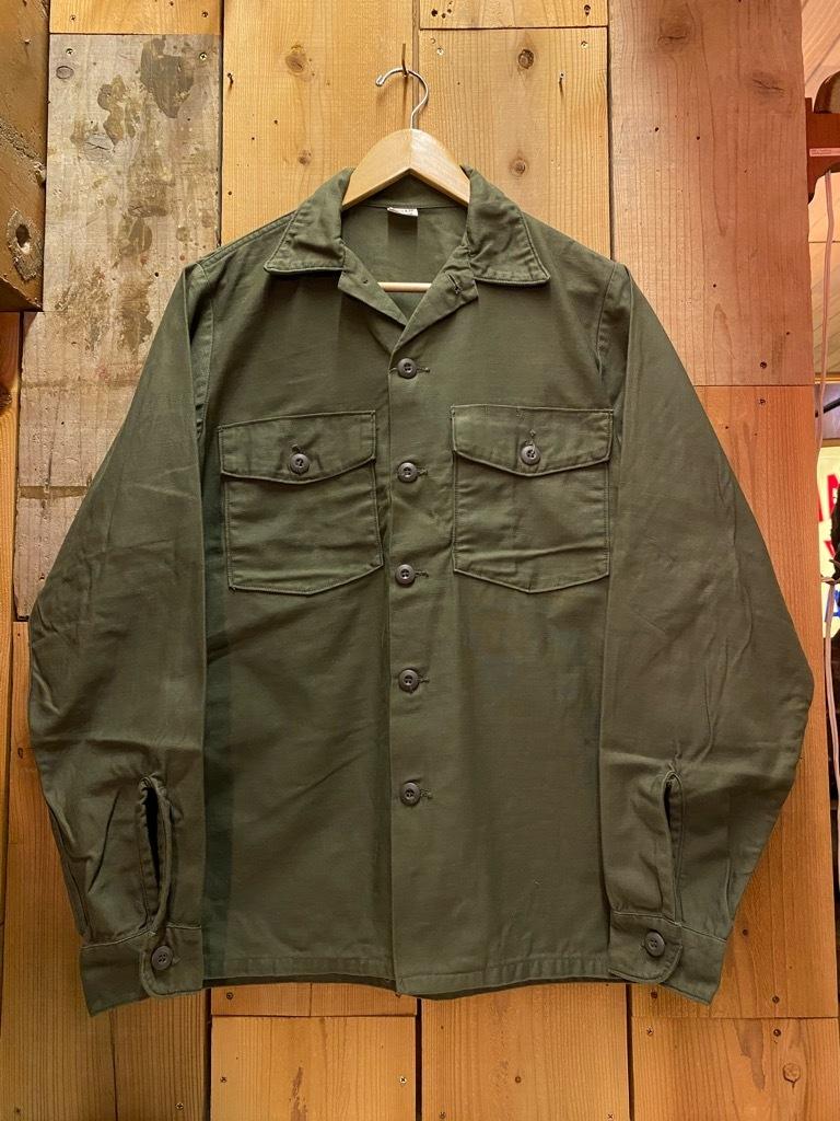 4月3日(土)マグネッツ大阪店スーペリア入荷日‼#1 Military編!!USN Servie Shoes,Chambray,OD Shirt&M-65 Field Pants!!_c0078587_15092337.jpg
