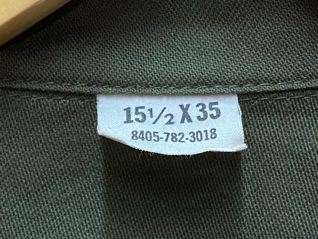 4月3日(土)マグネッツ大阪店スーペリア入荷日‼#1 Military編!!USN Servie Shoes,Chambray,OD Shirt&M-65 Field Pants!!_c0078587_15092671.jpg