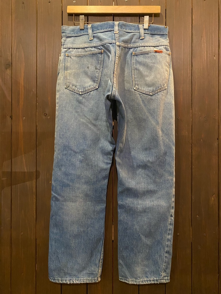 マグネッツ神戸店 3/31(水)Vintage入荷! #5 5Pocket Jeans +Sneaker!!!_c0078587_15095028.jpg