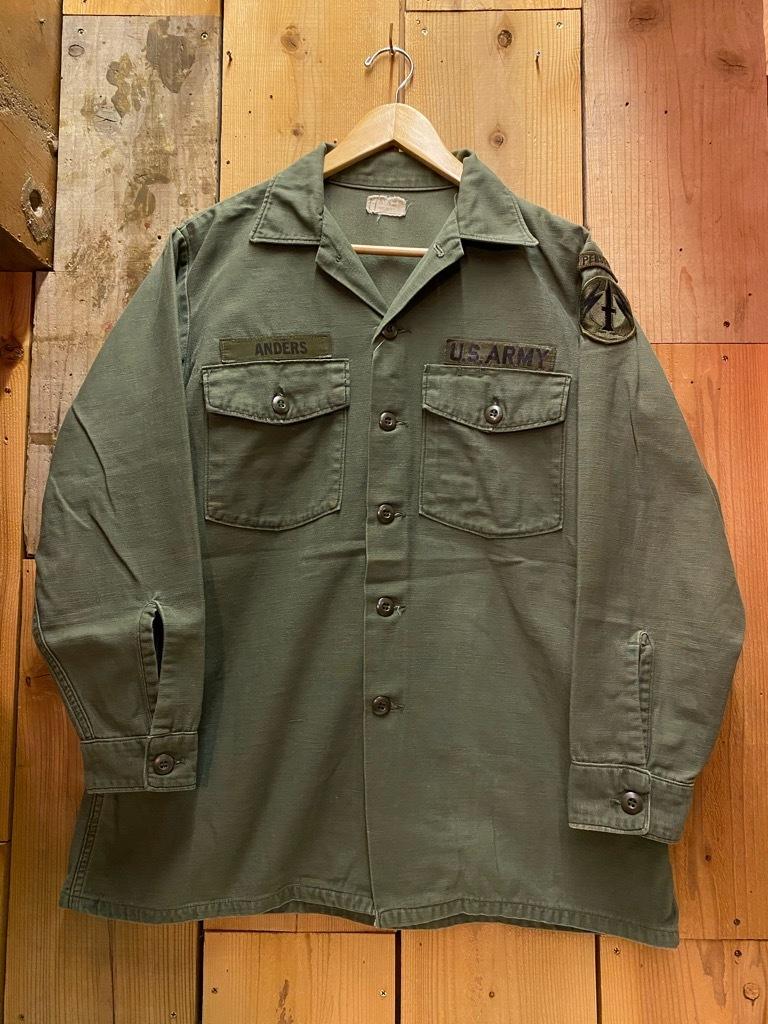 4月3日(土)マグネッツ大阪店スーペリア入荷日‼#1 Military編!!USN Servie Shoes,Chambray,OD Shirt&M-65 Field Pants!!_c0078587_15100701.jpg