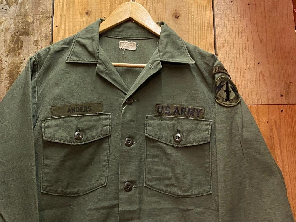 4月3日(土)マグネッツ大阪店スーペリア入荷日‼#1 Military編!!USN Servie Shoes,Chambray,OD Shirt&M-65 Field Pants!!_c0078587_15100835.jpg