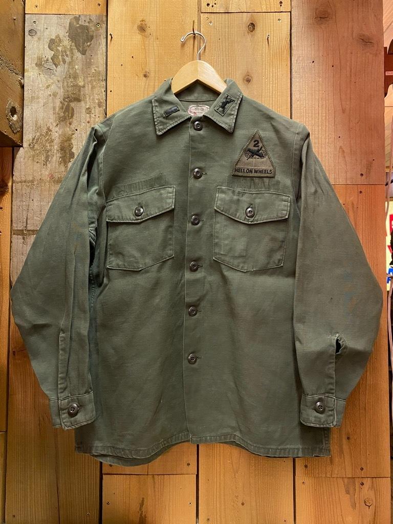 4月3日(土)マグネッツ大阪店スーペリア入荷日‼#1 Military編!!USN Servie Shoes,Chambray,OD Shirt&M-65 Field Pants!!_c0078587_15101827.jpg