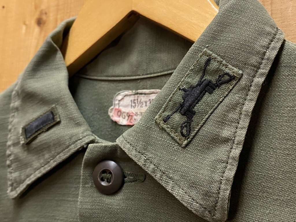 4月3日(土)マグネッツ大阪店スーペリア入荷日‼#1 Military編!!USN Servie Shoes,Chambray,OD Shirt&M-65 Field Pants!!_c0078587_15102419.jpg