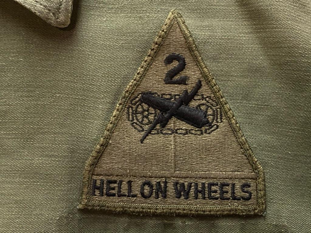 4月3日(土)マグネッツ大阪店スーペリア入荷日‼#1 Military編!!USN Servie Shoes,Chambray,OD Shirt&M-65 Field Pants!!_c0078587_15102671.jpg