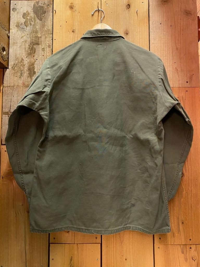 4月3日(土)マグネッツ大阪店スーペリア入荷日‼#1 Military編!!USN Servie Shoes,Chambray,OD Shirt&M-65 Field Pants!!_c0078587_15102997.jpg