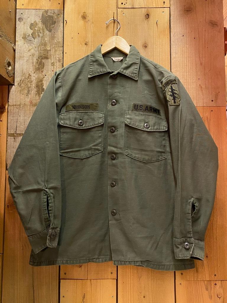 4月3日(土)マグネッツ大阪店スーペリア入荷日‼#1 Military編!!USN Servie Shoes,Chambray,OD Shirt&M-65 Field Pants!!_c0078587_15110781.jpg