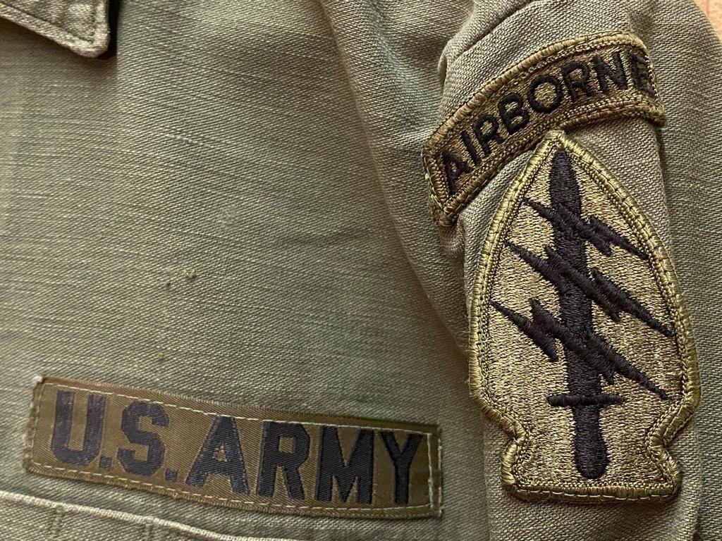 4月3日(土)マグネッツ大阪店スーペリア入荷日‼#1 Military編!!USN Servie Shoes,Chambray,OD Shirt&M-65 Field Pants!!_c0078587_15111305.jpg