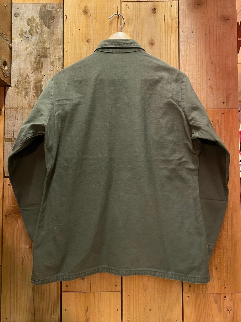 4月3日(土)マグネッツ大阪店スーペリア入荷日‼#1 Military編!!USN Servie Shoes,Chambray,OD Shirt&M-65 Field Pants!!_c0078587_15111679.jpg