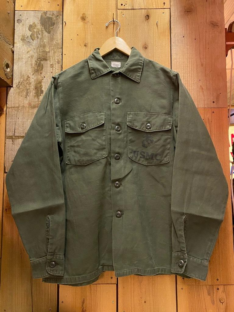4月3日(土)マグネッツ大阪店スーペリア入荷日‼#1 Military編!!USN Servie Shoes,Chambray,OD Shirt&M-65 Field Pants!!_c0078587_15111866.jpg