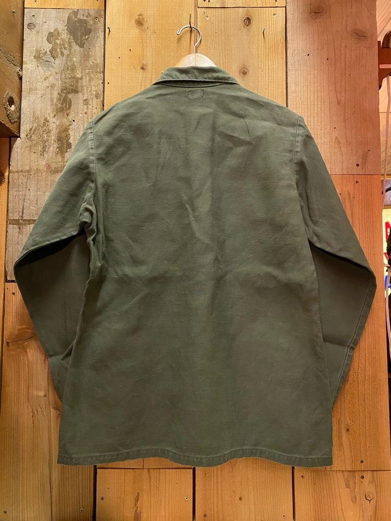 4月3日(土)マグネッツ大阪店スーペリア入荷日‼#1 Military編!!USN Servie Shoes,Chambray,OD Shirt&M-65 Field Pants!!_c0078587_15113487.jpg