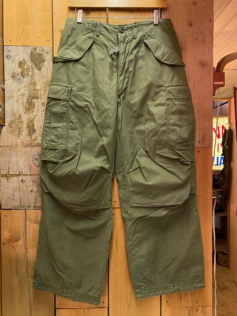 4月3日(土)マグネッツ大阪店スーペリア入荷日‼#1 Military編!!USN Servie Shoes,Chambray,OD Shirt&M-65 Field Pants!!_c0078587_15122698.jpg