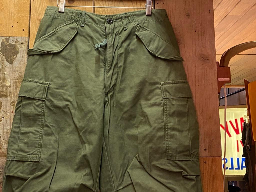 4月3日(土)マグネッツ大阪店スーペリア入荷日‼#1 Military編!!USN Servie Shoes,Chambray,OD Shirt&M-65 Field Pants!!_c0078587_15122729.jpg