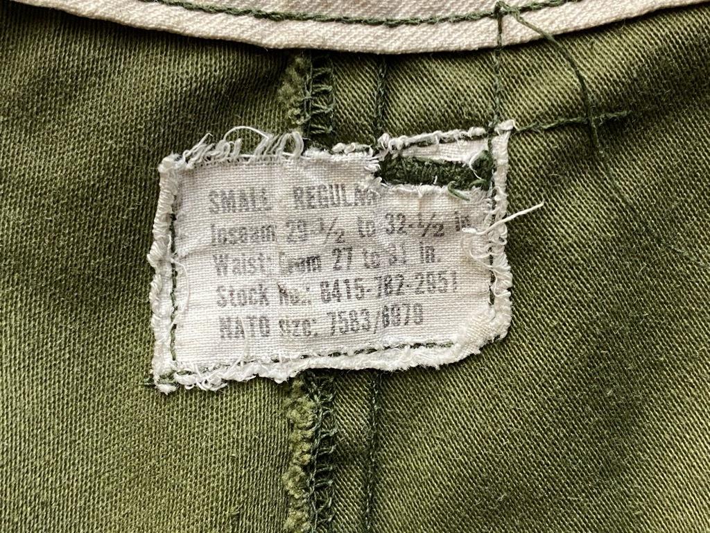 4月3日(土)マグネッツ大阪店スーペリア入荷日‼#1 Military編!!USN Servie Shoes,Chambray,OD Shirt&M-65 Field Pants!!_c0078587_15123499.jpg