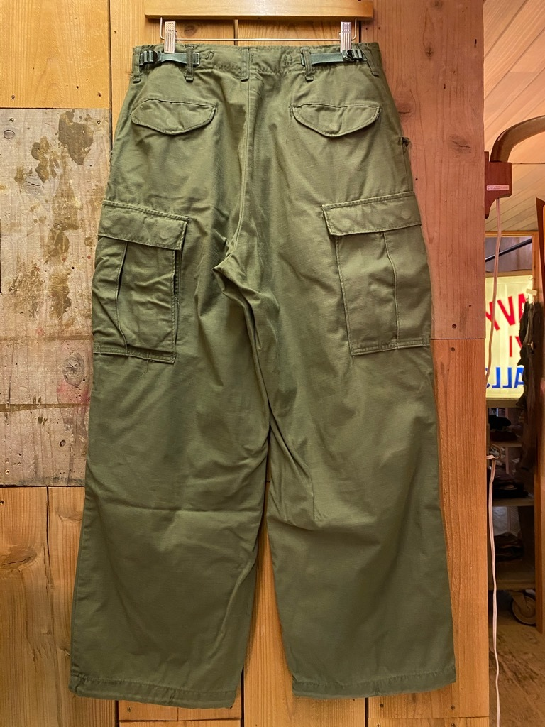 4月3日(土)マグネッツ大阪店スーペリア入荷日‼#1 Military編!!USN Servie Shoes,Chambray,OD Shirt&M-65 Field Pants!!_c0078587_15123974.jpg