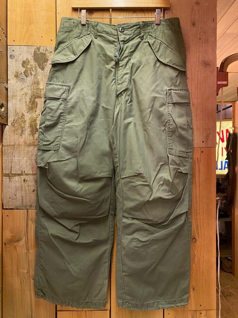 4月3日(土)マグネッツ大阪店スーペリア入荷日‼#1 Military編!!USN Servie Shoes,Chambray,OD Shirt&M-65 Field Pants!!_c0078587_15214984.jpg