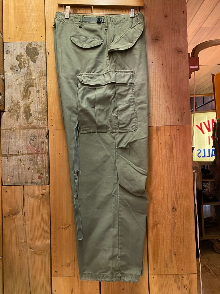 4月3日(土)マグネッツ大阪店スーペリア入荷日‼#1 Military編!!USN Servie Shoes,Chambray,OD Shirt&M-65 Field Pants!!_c0078587_15215735.jpg