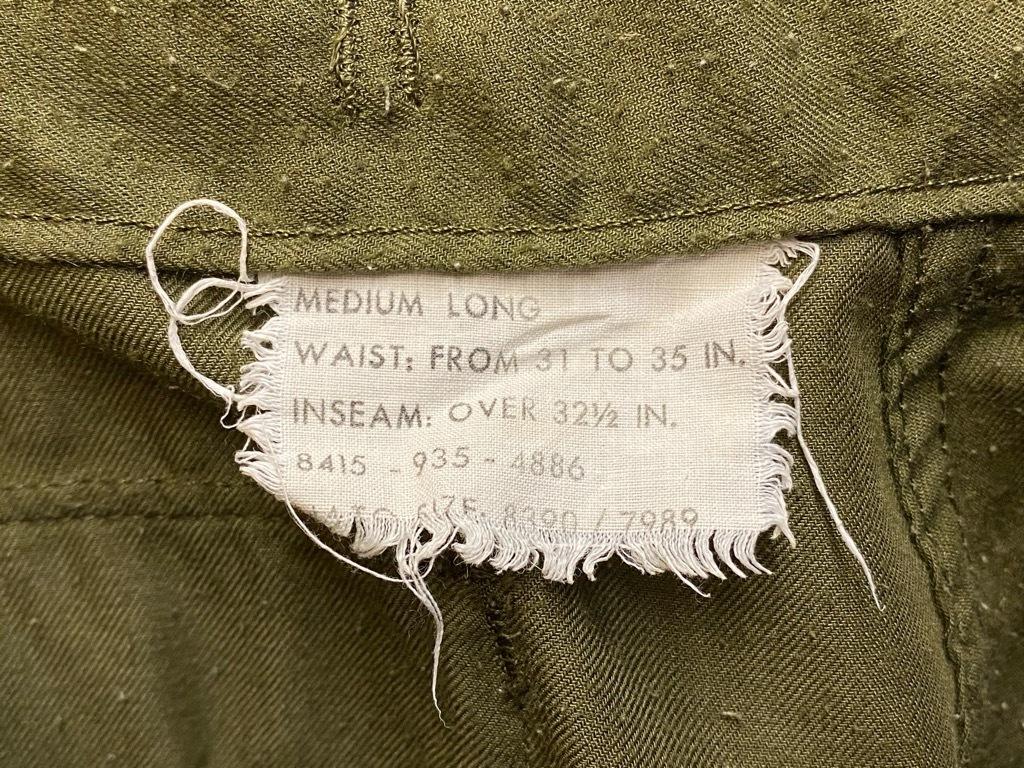 4月3日(土)マグネッツ大阪店スーペリア入荷日‼#1 Military編!!USN Servie Shoes,Chambray,OD Shirt&M-65 Field Pants!!_c0078587_15225721.jpg