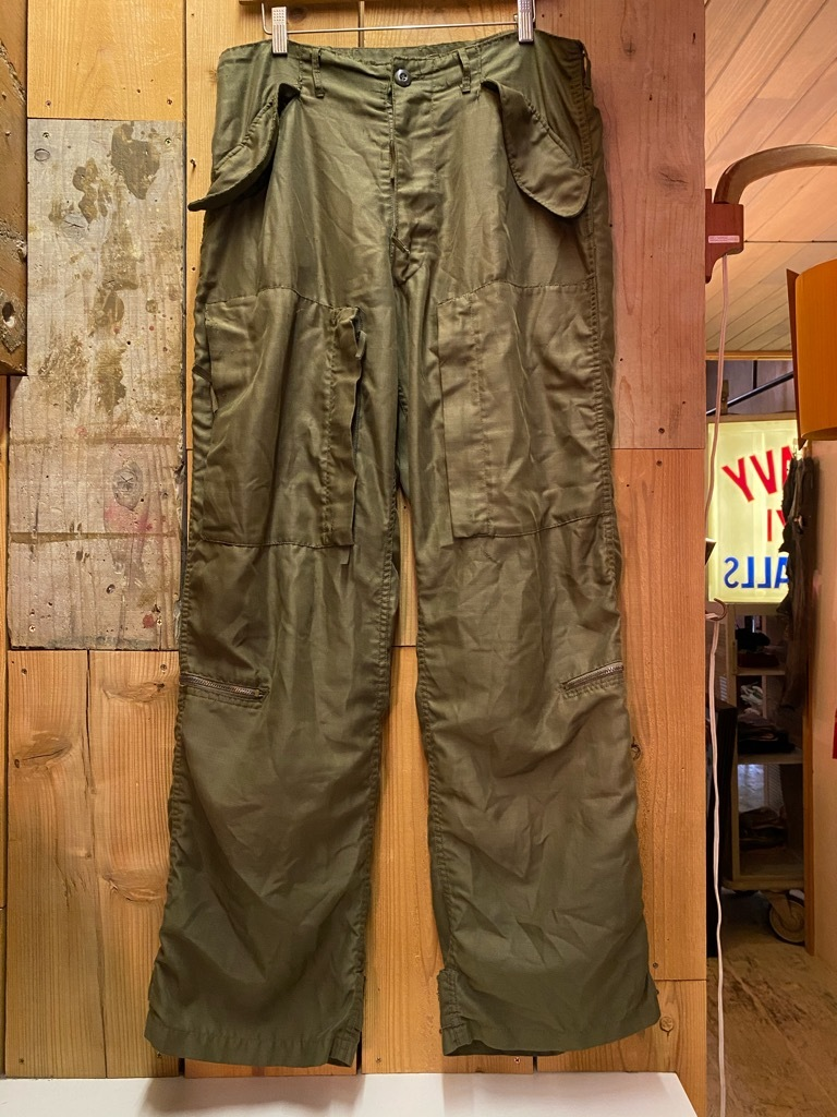 4月3日(土)マグネッツ大阪店スーペリア入荷日‼#1 Military編!!USN Servie Shoes,Chambray,OD Shirt&M-65 Field Pants!!_c0078587_15251794.jpg