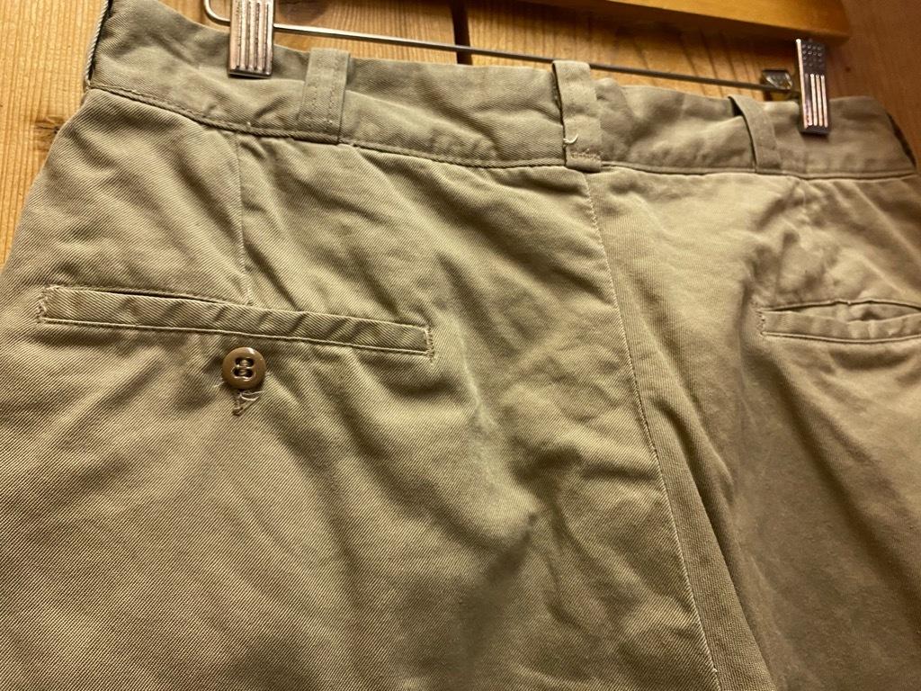 4月3日(土)マグネッツ大阪店スーペリア入荷日‼#1 Military編!!USN Servie Shoes,Chambray,OD Shirt&M-65 Field Pants!!_c0078587_15280843.jpg