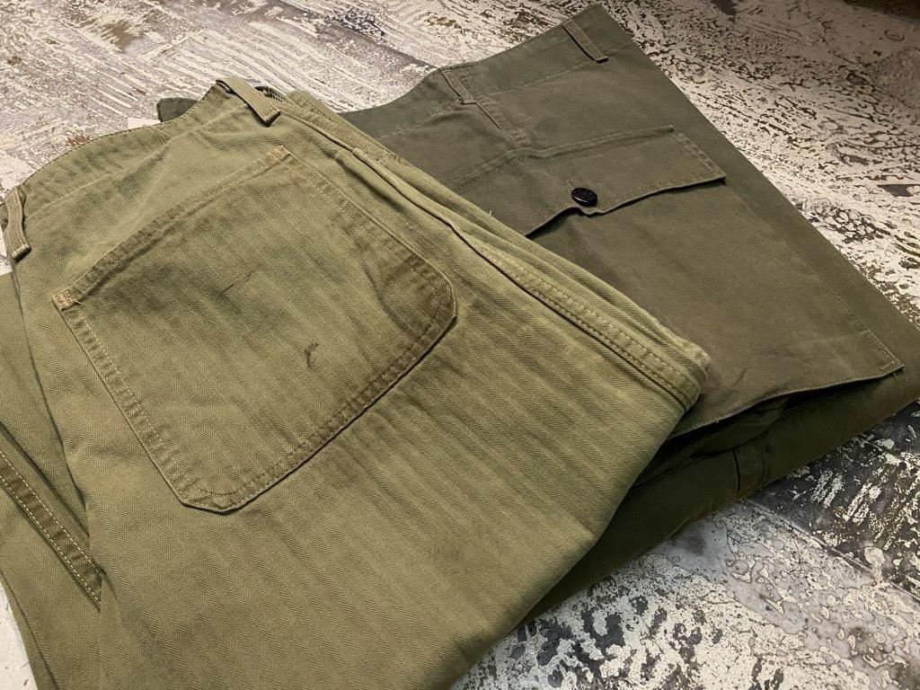 4月3日(土)マグネッツ大阪店スーペリア入荷日‼#1 Military編!!USN Servie Shoes,Chambray,OD Shirt&M-65 Field Pants!!_c0078587_15284133.jpg