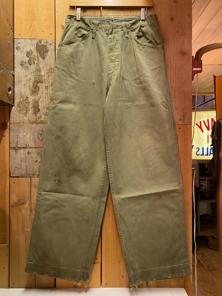 4月3日(土)マグネッツ大阪店スーペリア入荷日‼#1 Military編!!USN Servie Shoes,Chambray,OD Shirt&M-65 Field Pants!!_c0078587_15284332.jpg