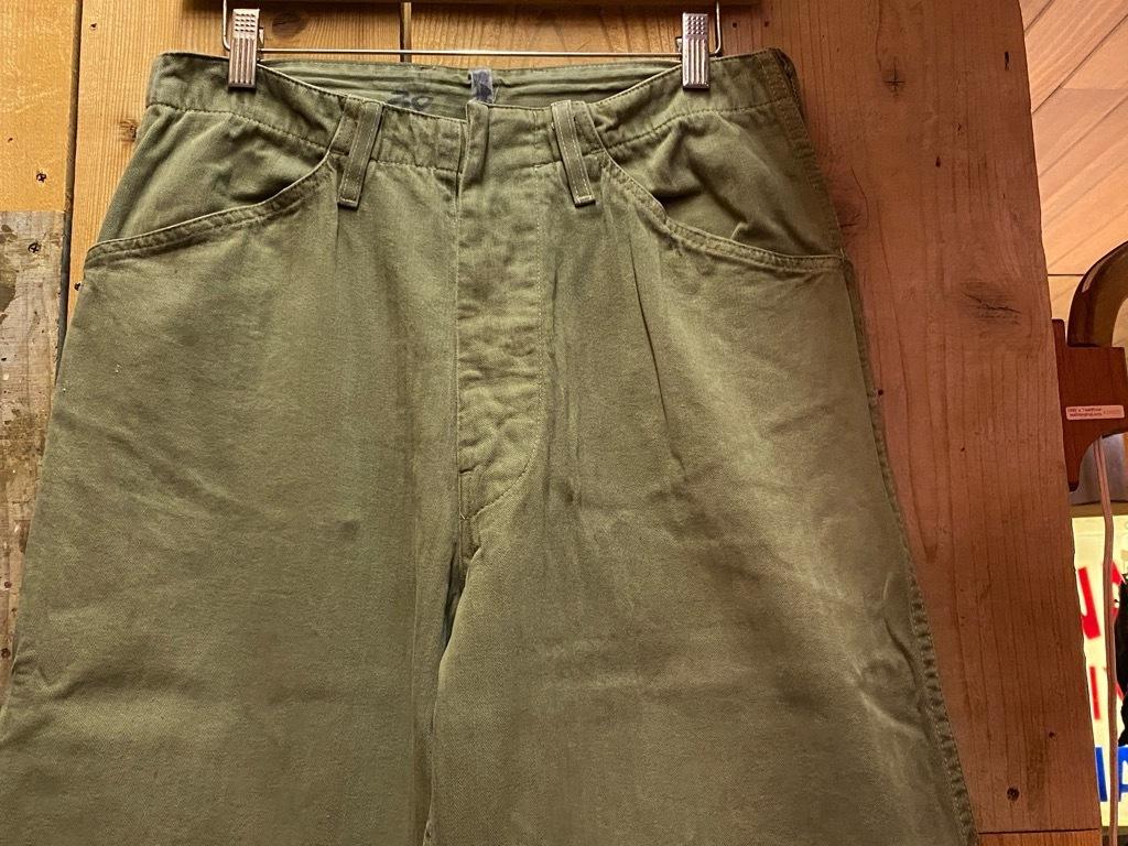 4月3日(土)マグネッツ大阪店スーペリア入荷日‼#1 Military編!!USN Servie Shoes,Chambray,OD Shirt&M-65 Field Pants!!_c0078587_15284507.jpg