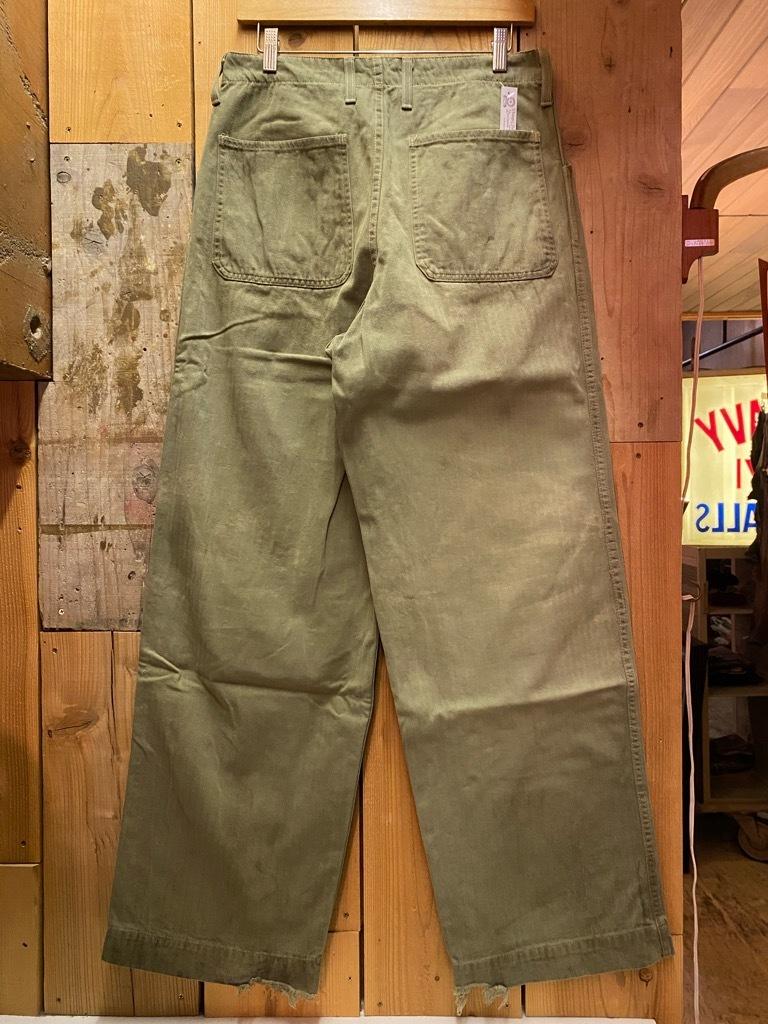 4月3日(土)マグネッツ大阪店スーペリア入荷日‼#1 Military編!!USN Servie Shoes,Chambray,OD Shirt&M-65 Field Pants!!_c0078587_15285618.jpg