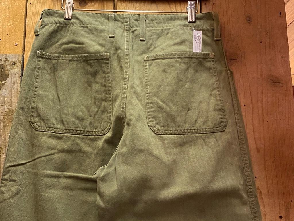 4月3日(土)マグネッツ大阪店スーペリア入荷日‼#1 Military編!!USN Servie Shoes,Chambray,OD Shirt&M-65 Field Pants!!_c0078587_15285798.jpg