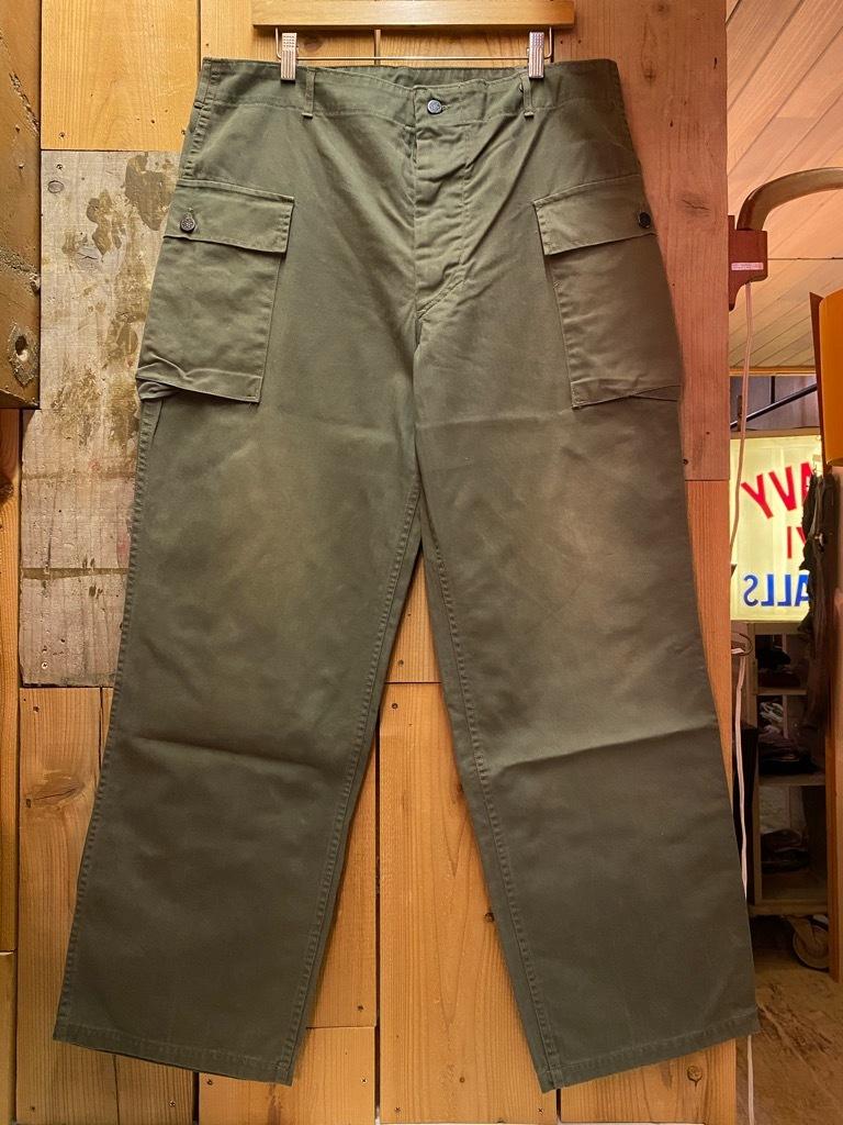4月3日(土)マグネッツ大阪店スーペリア入荷日‼#1 Military編!!USN Servie Shoes,Chambray,OD Shirt&M-65 Field Pants!!_c0078587_15294994.jpg