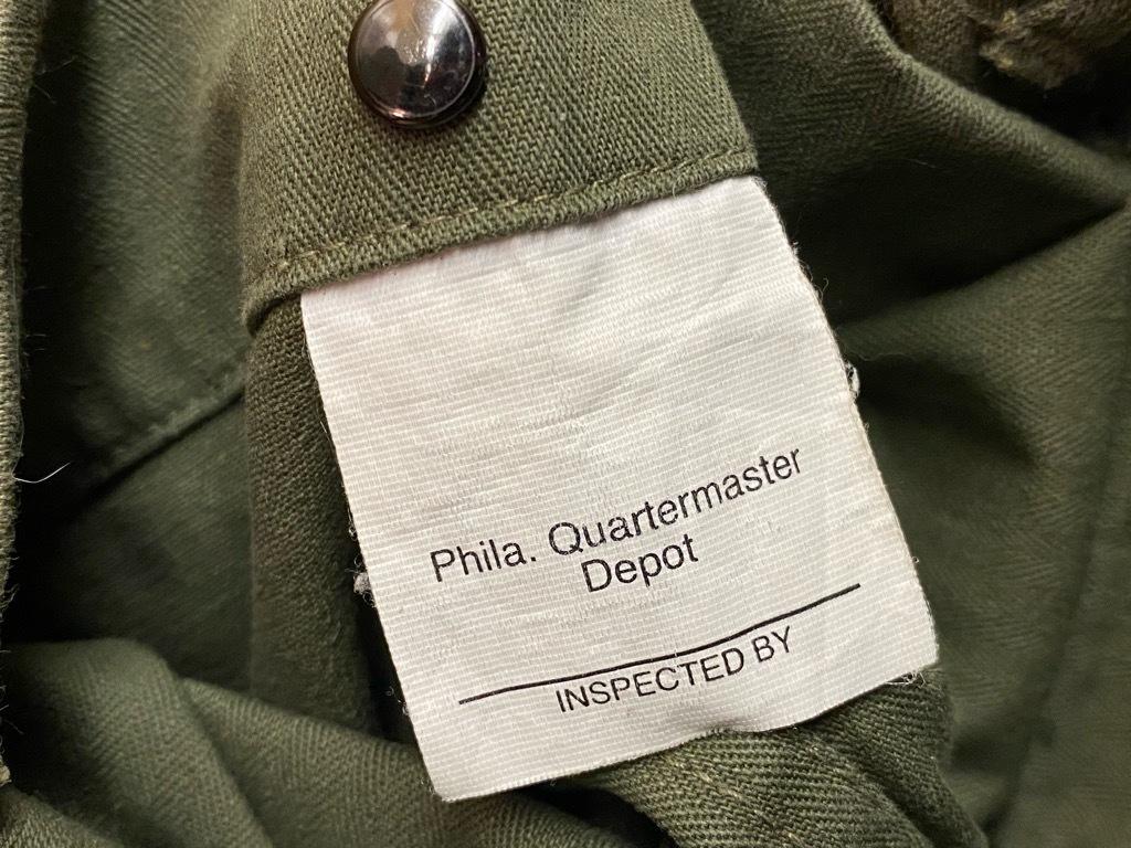 4月3日(土)マグネッツ大阪店スーペリア入荷日‼#1 Military編!!USN Servie Shoes,Chambray,OD Shirt&M-65 Field Pants!!_c0078587_15295653.jpg