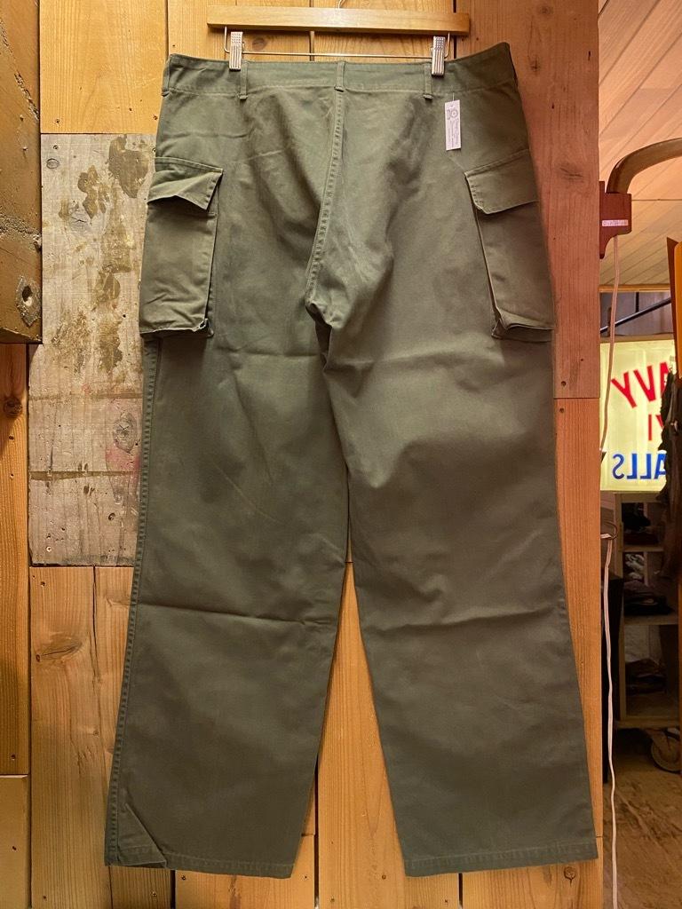 4月3日(土)マグネッツ大阪店スーペリア入荷日‼#1 Military編!!USN Servie Shoes,Chambray,OD Shirt&M-65 Field Pants!!_c0078587_15295735.jpg