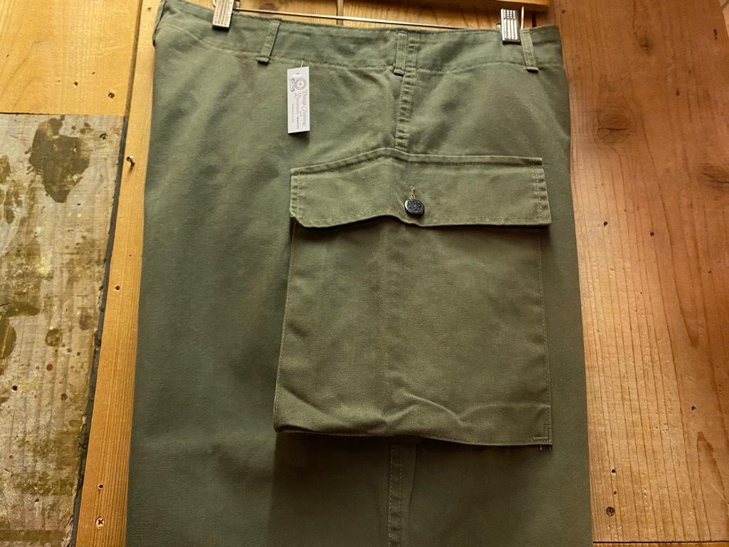 4月3日(土)マグネッツ大阪店スーペリア入荷日‼#1 Military編!!USN Servie Shoes,Chambray,OD Shirt&M-65 Field Pants!!_c0078587_15300098.jpg