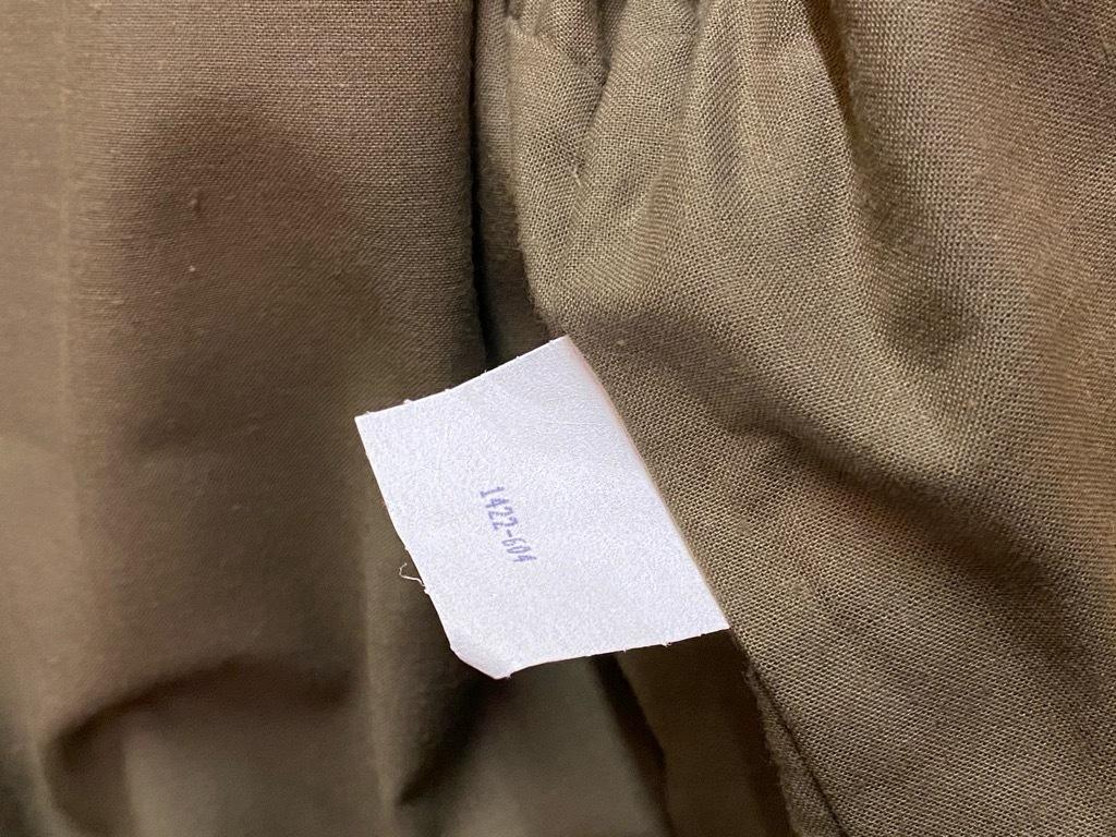 4月3日(土)マグネッツ大阪店スーペリア入荷日‼#1 Military編!!USN Servie Shoes,Chambray,OD Shirt&M-65 Field Pants!!_c0078587_15322929.jpg