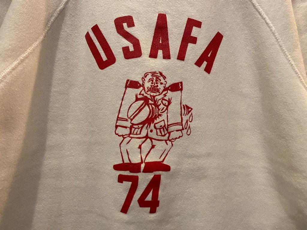 マグネッツ神戸店 3/31(水)Vintage入荷! #6 S/S Vintage Swaet Shirt !!!_c0078587_15410076.jpg