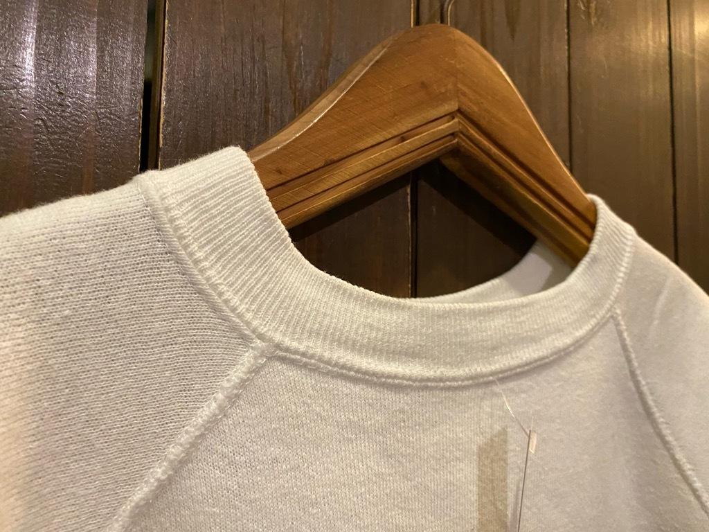 マグネッツ神戸店 3/31(水)Vintage入荷! #6 S/S Vintage Swaet Shirt !!!_c0078587_15410085.jpg