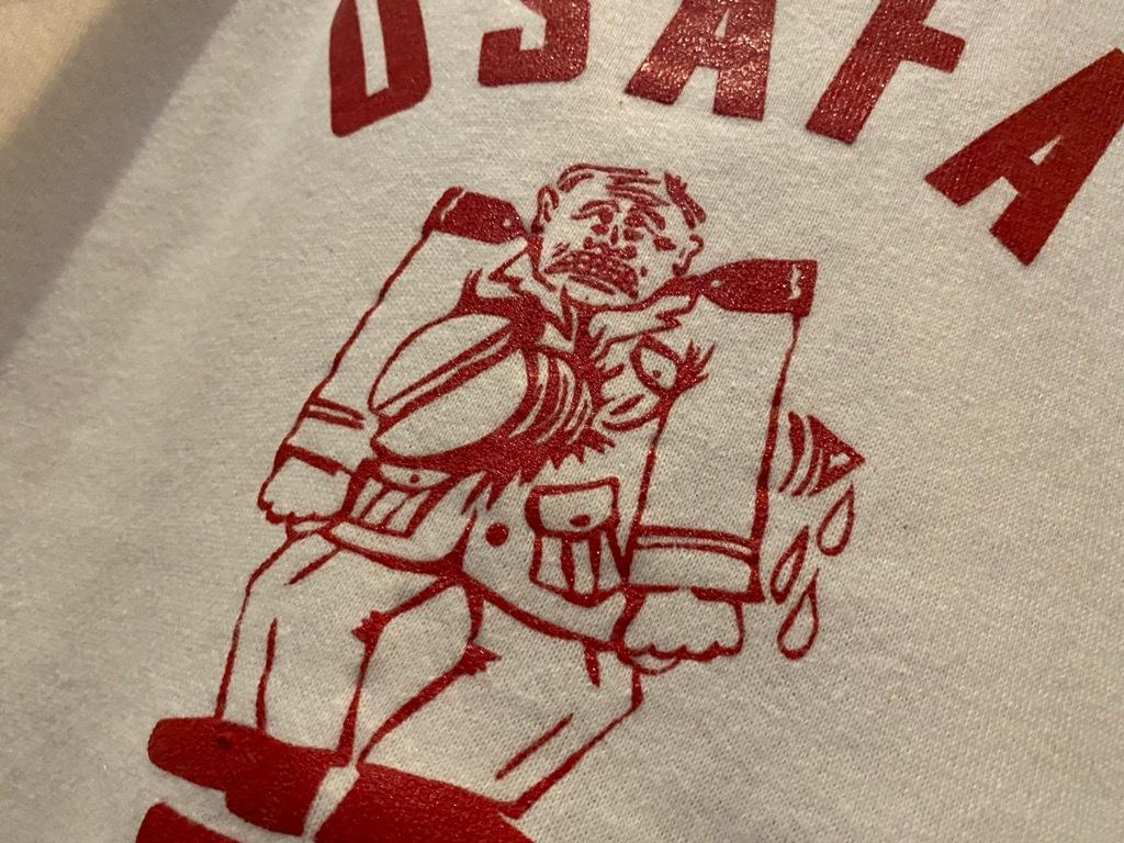 マグネッツ神戸店 3/31(水)Vintage入荷! #6 S/S Vintage Swaet Shirt !!!_c0078587_15410143.jpg