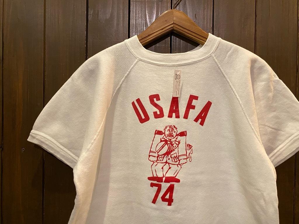 マグネッツ神戸店 3/31(水)Vintage入荷! #6 S/S Vintage Swaet Shirt !!!_c0078587_15410188.jpg